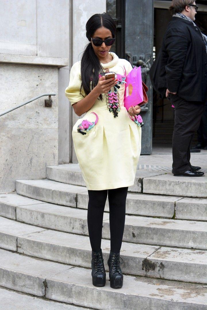 Paris Fashion week Street Style   Style