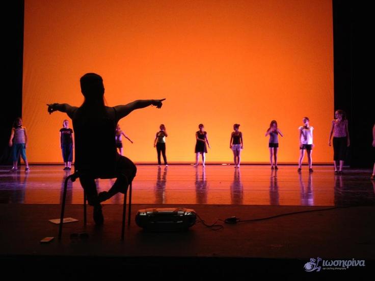 Elena's Tsouma dancing school-rehearsals-Iosifina photography