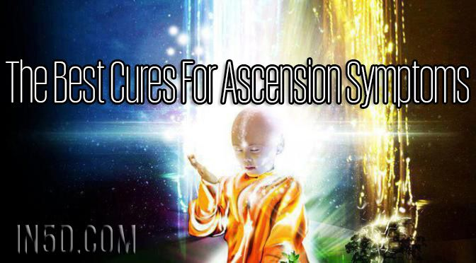 The best cures for Ascension Symptoms.