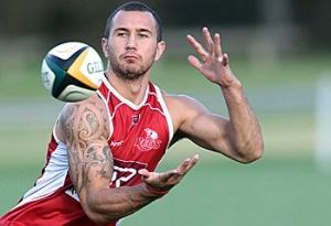 Il Super Rugby (e i Reds) ritrovano Quade Cooper