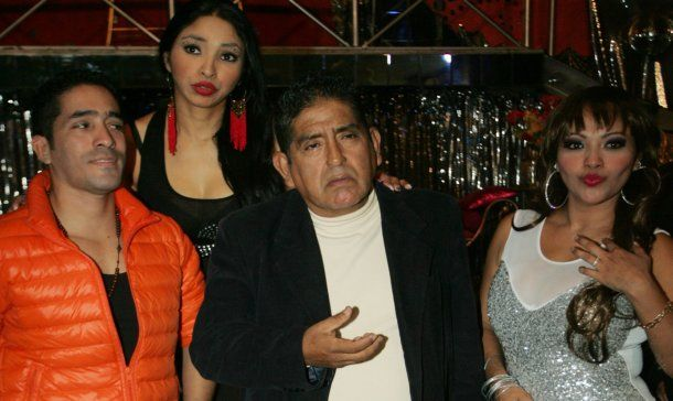 Alex Otiniano estrenó 'Doña Flor y sus tres maridos' y no teme reacciones de Susy Díaz #Trome