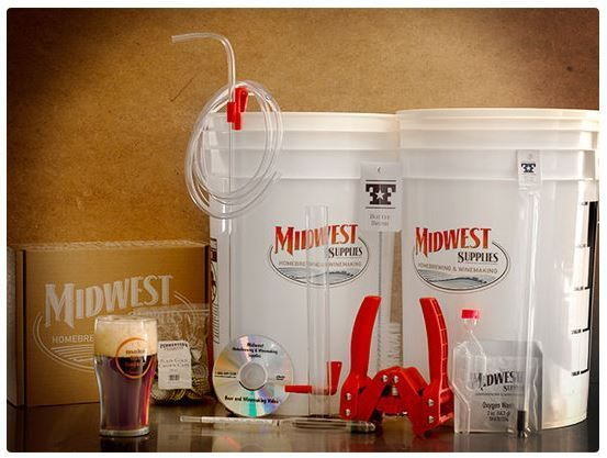 Homebrew Finds: Reader Tip.... Midwest Supplies Living Social Deal - $59.23 Shipped for President's Day