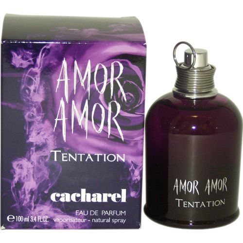 Amor Amor - Cacharel Amor Amor is a floral fruity nectar for young women who seeks a love advanture. The main notes are: pink greipfruit, mandarine, blood orange, Malati Flower (Malati is a very fragrant Indonesian Jasmine Sambac), lily-of-the-valley, white musk, sandalwood, vanilla and ambergris. The perfume was created by Laurent Bruyere i Dominique Ropion in 2003.