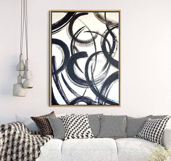 Art Print, Abstract Art, Abstract Painting, Large Wall Art, Abstract Print, Black Abstract Art,  Home Decor, Wall Decor, Digital Download