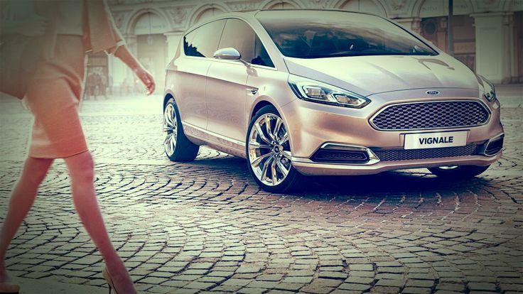 2014 ford s max vignale concept insurance 2014 Ford S MAX Vignale Concept Premium Design