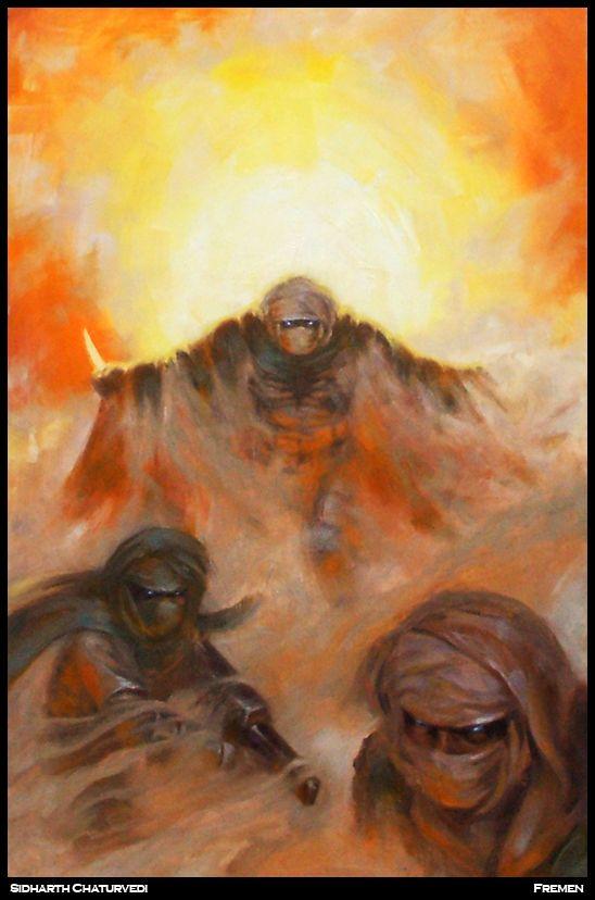 Fremen by Sidharth Chaturvedi Ω Dune Ω Frank Herbert