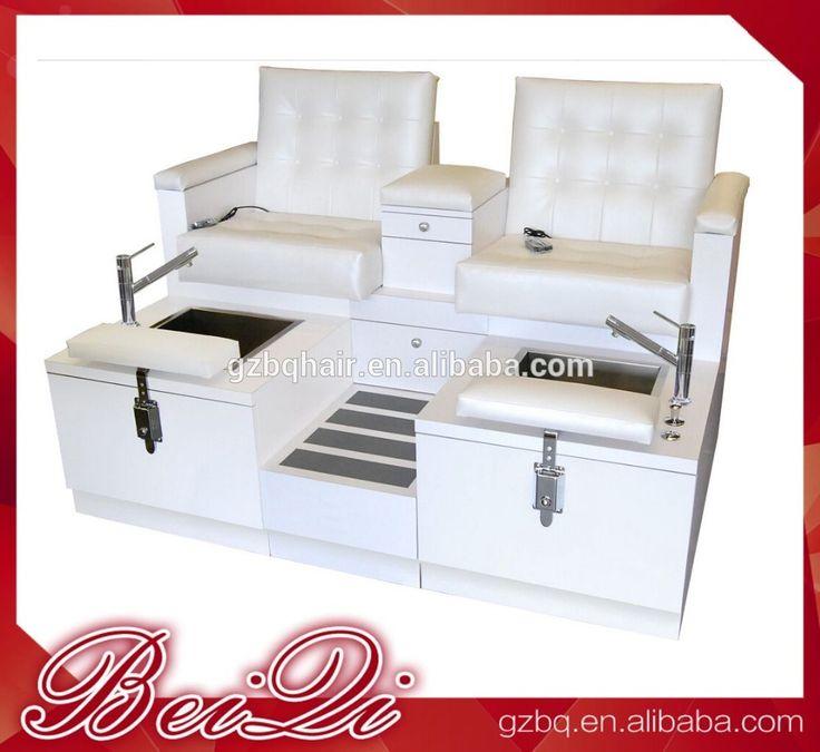 """Wholesale portable cheap pearl spa pedicure chair,fiber glass foot rest pedicure tub basin"""