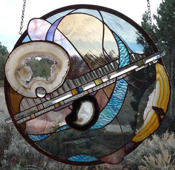 Coolest thing in the world. I wish i had the mibey for this!!!!!!!!  Hey, I found this really awesome Etsy listing at https://www.etsy.com/listing/258545276/stained-glass-window-panel-jupiter