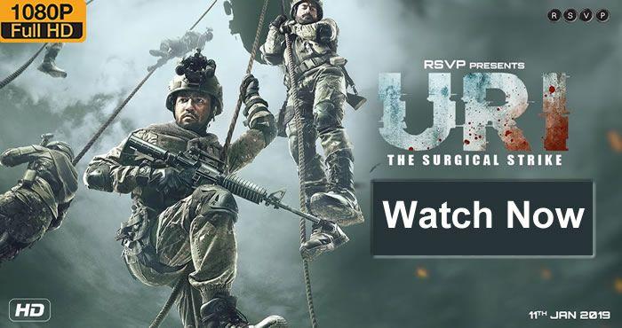 Uri The Surgical Strike 2019 1080p Full Hd Movie Full Movies Download Download Movies Hd Movies Download