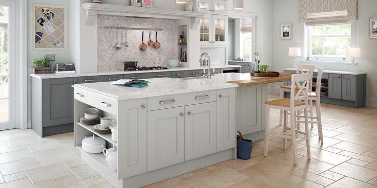 Ashbourne Kitchen by MasterClass Kitchens (UK)