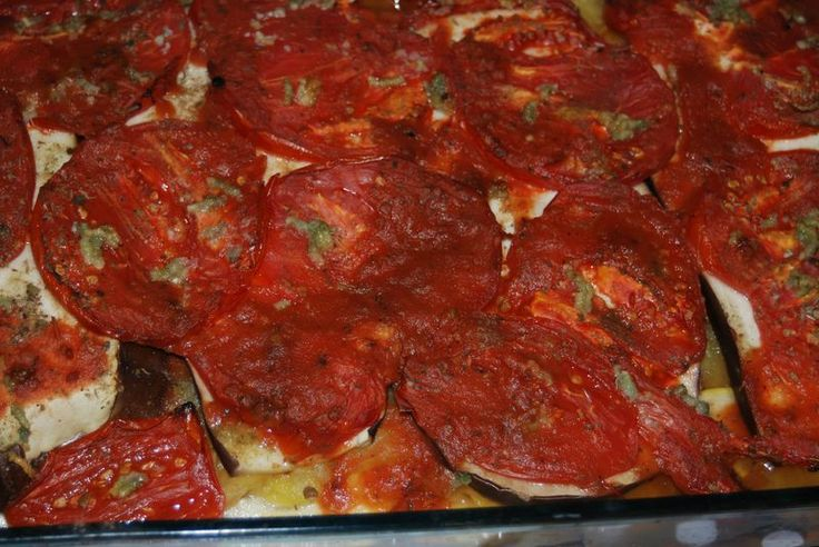 Aubergines et pois cassés façon lasagne végétale sans gluten ni produits laitiers