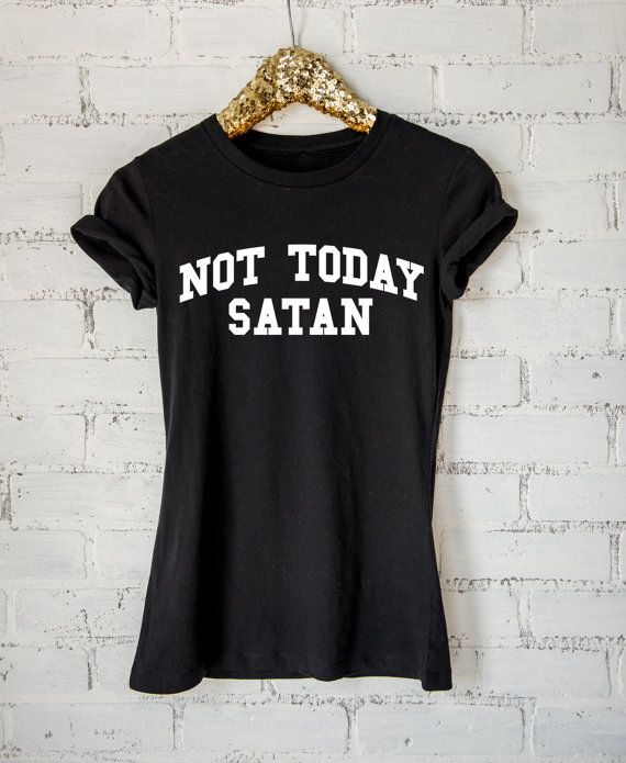 Keep those bad vibes away with this sassy shirt.