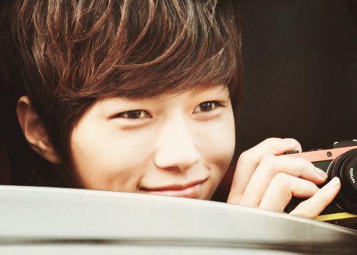 Kim Myung Soo (L) .....awe so cute | Just Plain Sexy ...