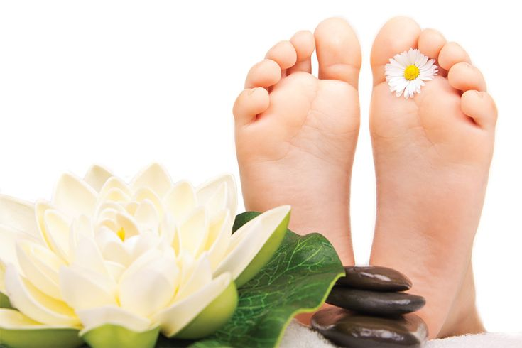 According to your skin special oils are used to massage your feet to treat and balance your body to promote good health and mental and physical peace.
