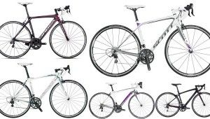 Six of the Best Women's Road Bikes of 2014 Over £1500 | Total Women's Cycling