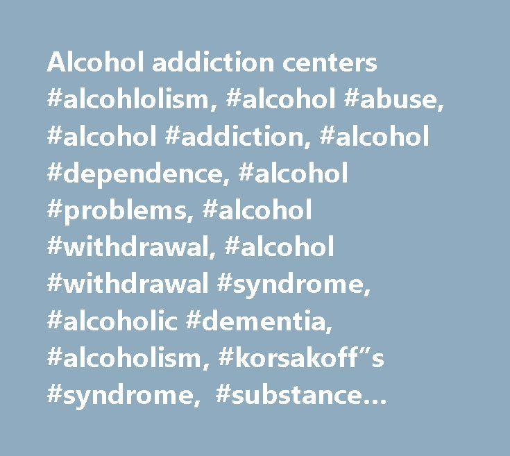 issues of alcohol misuse Alcohol use problems range from occasional problem drinking to alcohol misuse  to alcoholism alcoholism, also known as alcohol dependence.