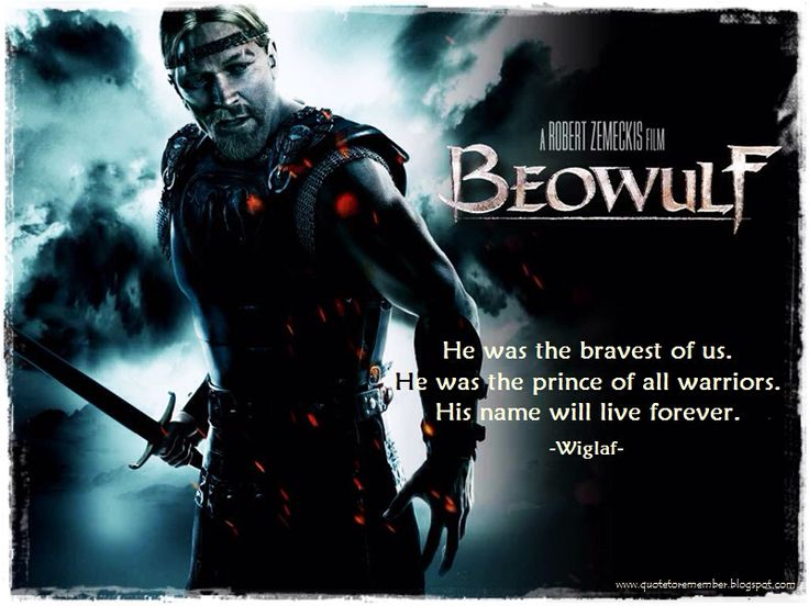 beowulf a selfish warrior Beowulf - chapter 3 study hrothgar warned beowulf not to end up like the great warrior he died alone because he became selfish and self-centered.