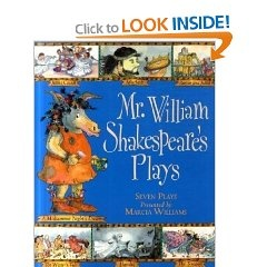 Simple adaptations of Shakespeare. Great illustrations - useful for exploring texts quickly. Writing is simple so great for uplevelling and making more powerful/descriptive with upper KS2