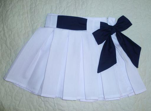 Выкройка детская юбка четыречклинка