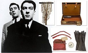 Scotland Yard opens its Black Museum to the public for the first time | Daily Mail Online