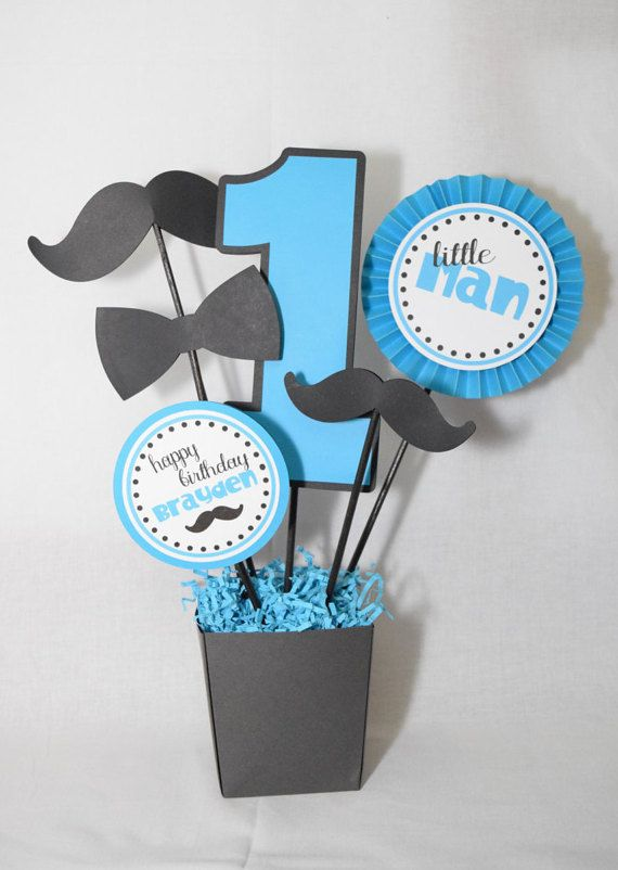 Best 25 mustache first birthday ideas on pinterest baby for Baby boy 1st birthday decoration ideas