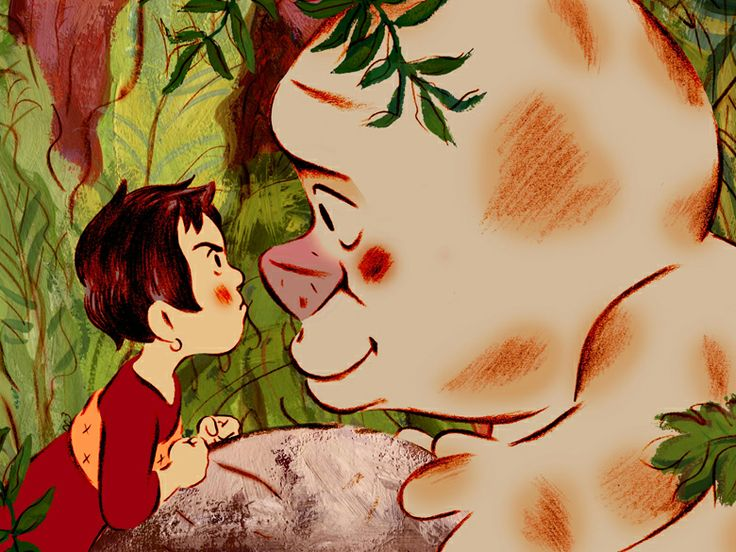 �Mia and the Migoo� What happens: Mia scours mountains and jungles searching for her father in French animator Jacques-Rémy Girerd's film composed of 500,000 hand-painted frames. Whoopi Goldberg and Matthew Modine supply the voices.