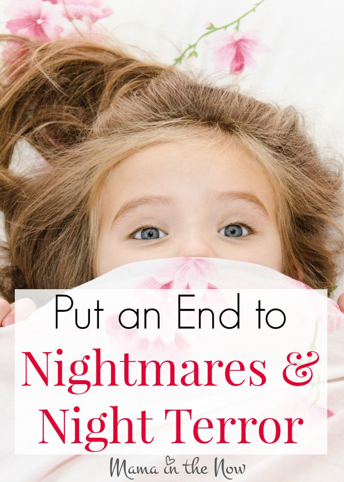 Put an end to nightmares and night terror with tips from a children's sleep expert. Help your child sleep soundly tonight.
