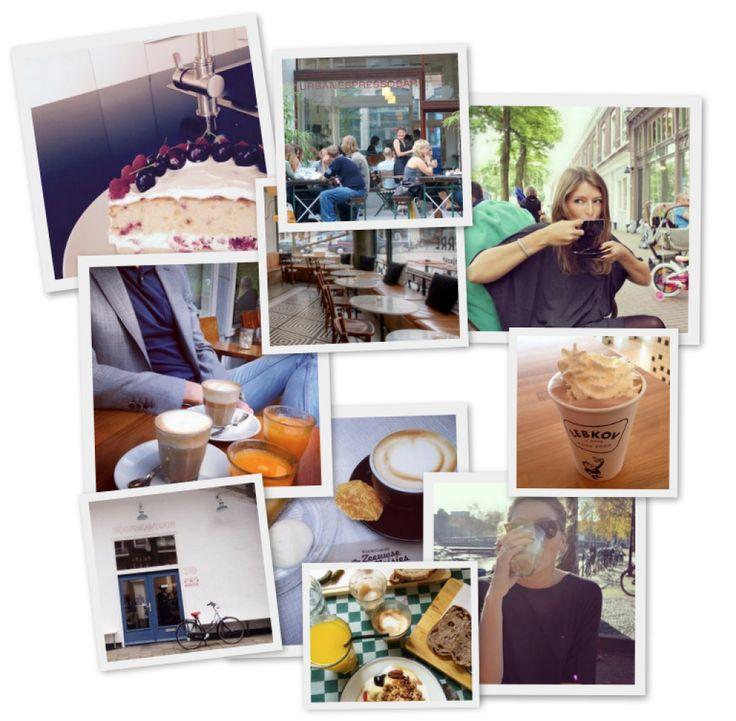 koffie drinken Rotterdam