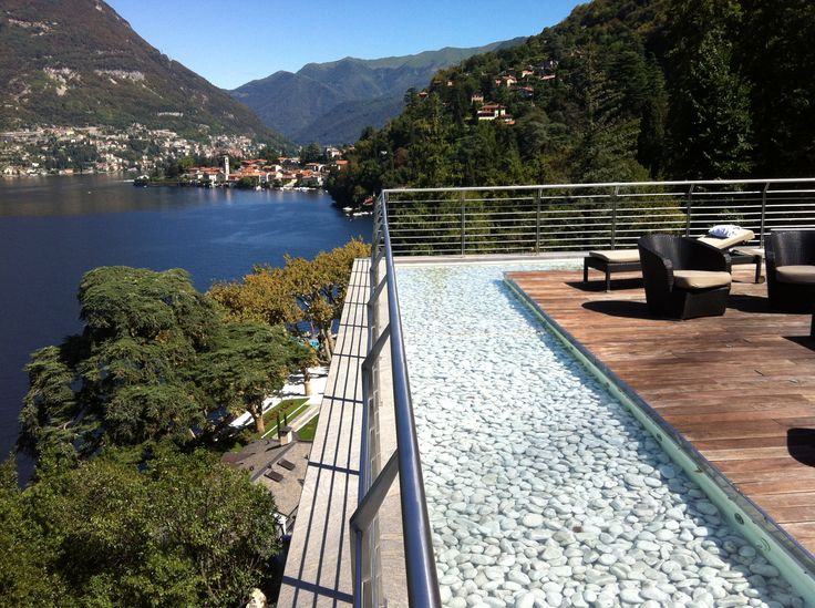 This breathtaking view is waiting for you when you stay in one of our exclusive Suite! #sheer #luxury #lifestyle #stayatcastadiva #LakeComo - www.castadivaresort.com