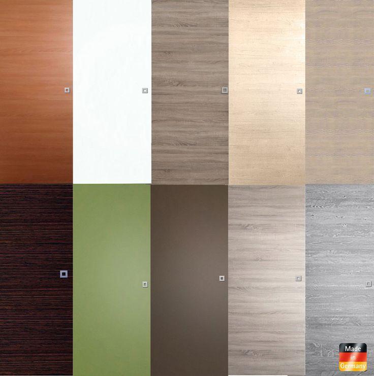 Schiebetür Zimmertür Holzschiebetür Tür Holztür Holz 880x2035 + Beschlag  in Heimwerker, Fenster, Türen & Treppen, Türen | eBay!
