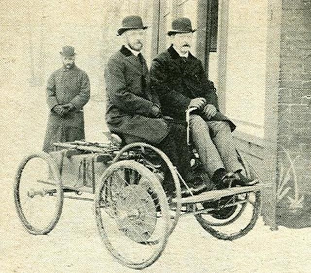 On This Date: The First Ever U.S. Speeding Violation- Mental Floss.