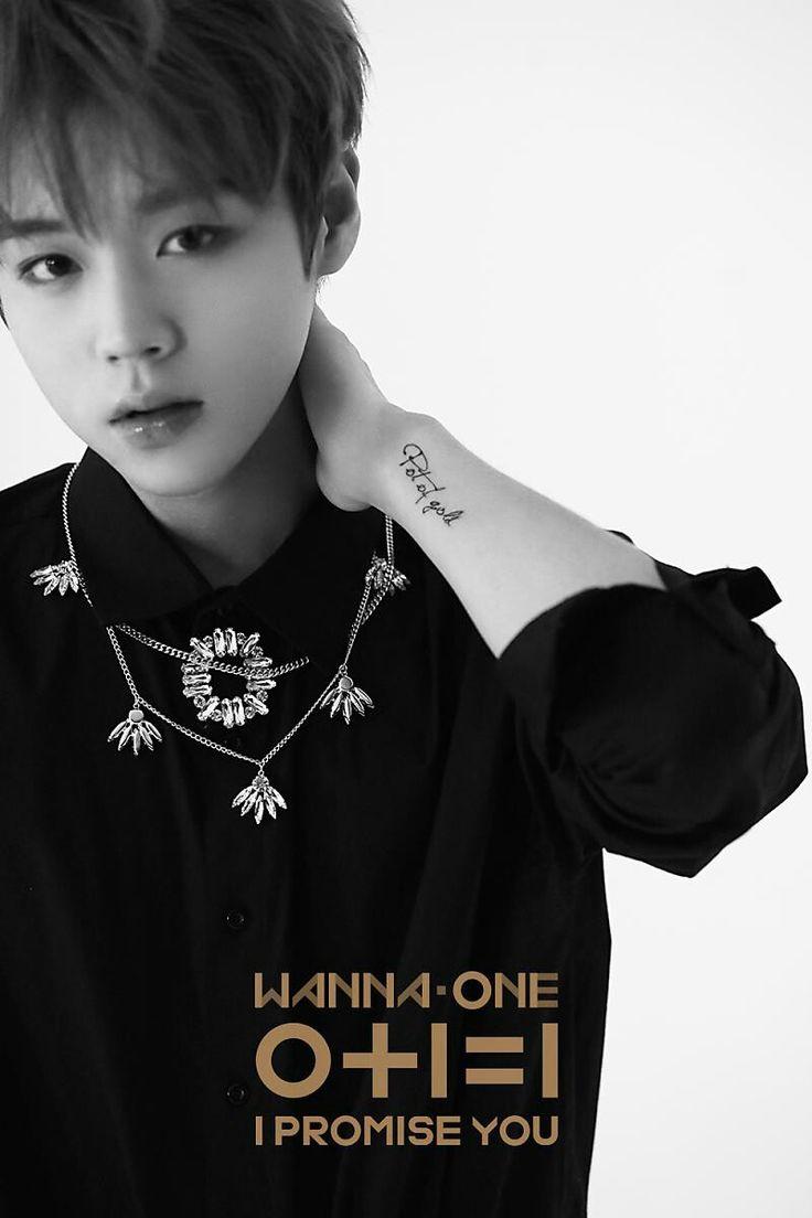 Wanna One | I Promise You Teaser Bonus Photo Park Jihoon