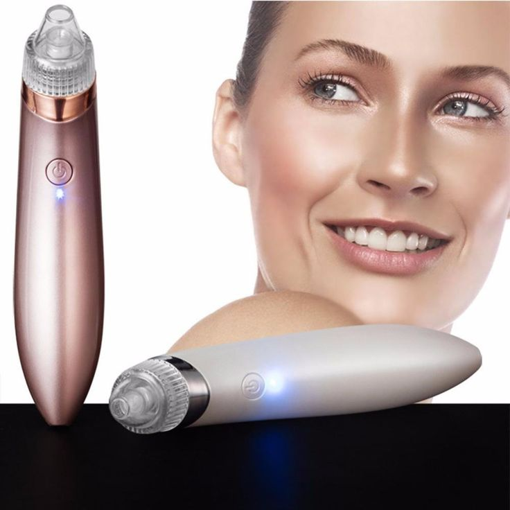 Electric Mini Handheld Dead Skin Acne Vacuum Suction Blackhead Removal