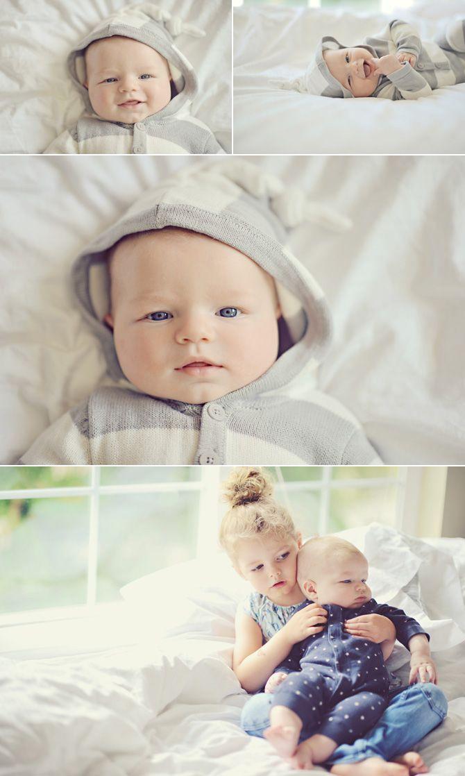 Adorable Sibling Photos