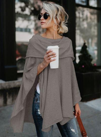 Fashion Off Shoulder Irregular Loose Fit Tee – OASAP.com