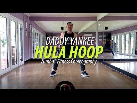 Hula Hoop - Daddy Yankee* cover *  Zumba Fitness Choreo by ionut - YouTube