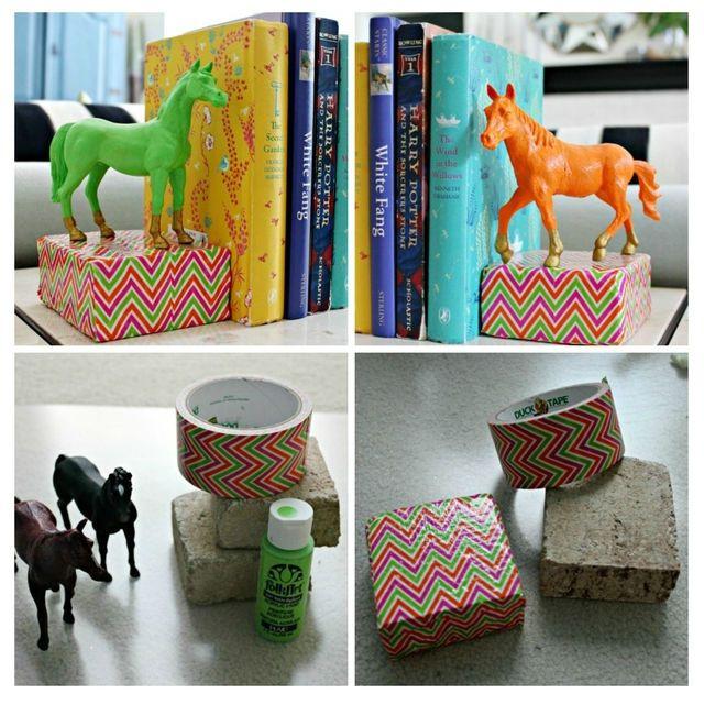 20 ideias de suporte de livros para decorar estantes | Decoração e Dicas