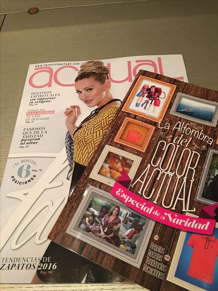 Revista ACTUAL MISS G
