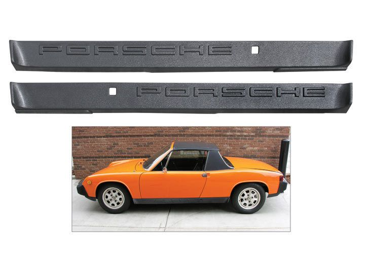 $125 - Porsche 914 brand new factory abs rocker panel set