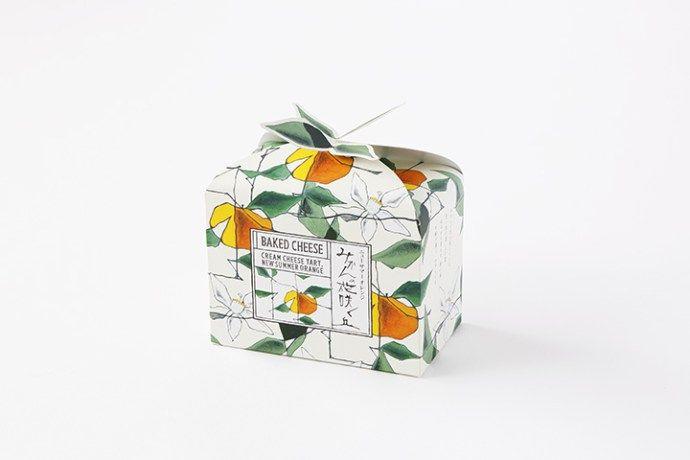 橘子花開山丘,甜點禮盒裝 | MyDesy 淘靈感
