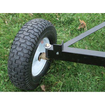 Farm-Tuff Utility Trailer — 2,200-Lb. Capacity, Model# 03813