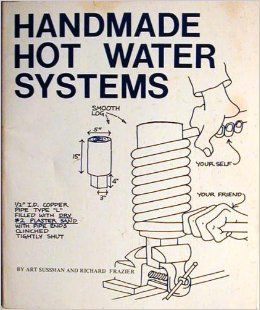Handmade hot water systems