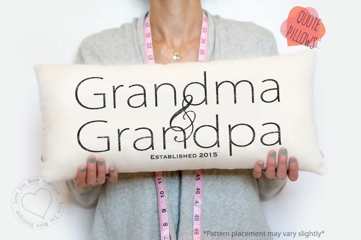 new grandparent gift, pillow, gifts for grandparents, first time grandparent gifts, grandpa gift, grandma gift, personalized grandparent by LoveYouMoreBoutique on Etsy