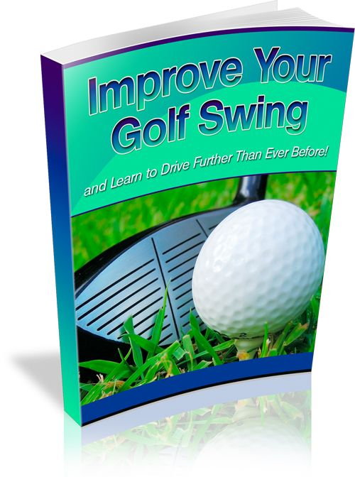 Golf Swing Secrets - Essential Guide to A Better Drive!