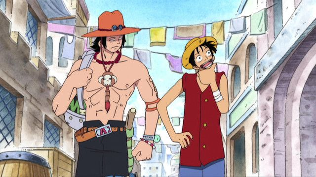 Crunchyroll - Watch One Piece Edição Especial (HD) - Alabasta (062-135) Episódio 95 - Ace and Luffy! Hot Emotions and Brotherly Bonds!