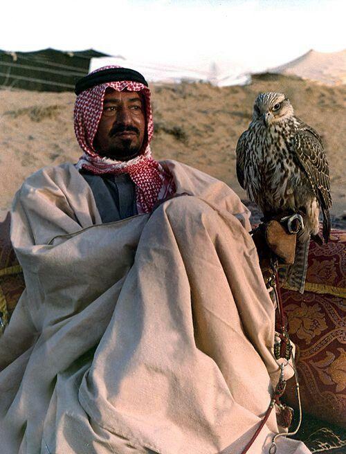King Khaled Bin Abdelaziz Al Saud 1913-1982.of Saudi Arabia.