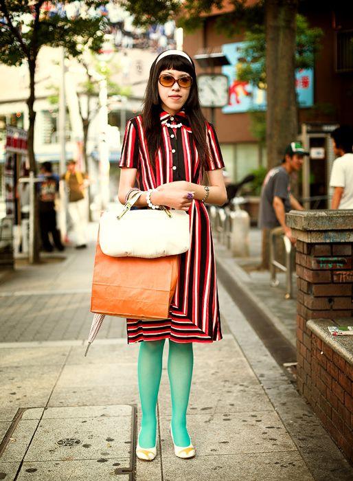 Japanese Street Fashion: Photos by Akif Hakan Celebi