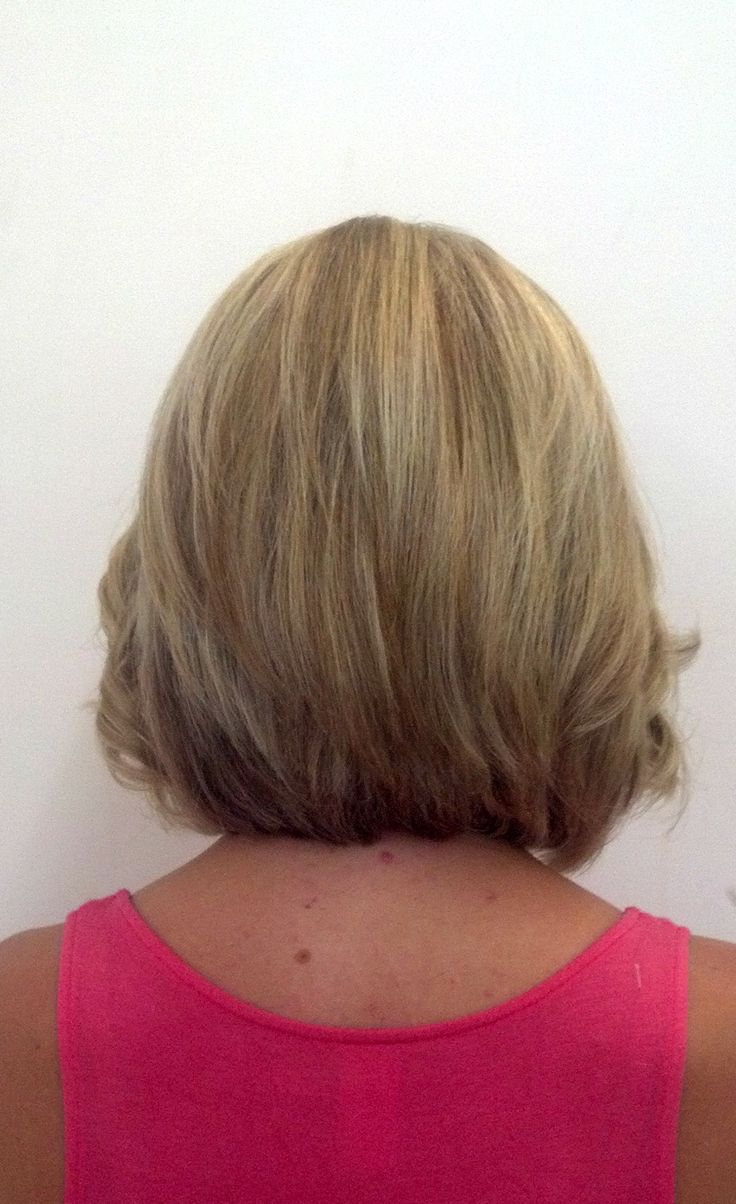 Picture Of Aline Bob Back Of Hair | Short Hairstyle 2013