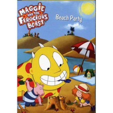 Maggie The Ferocious Beast Beach
