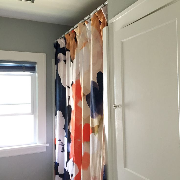 the 25+ best extra long shower curtain ideas on pinterest | long